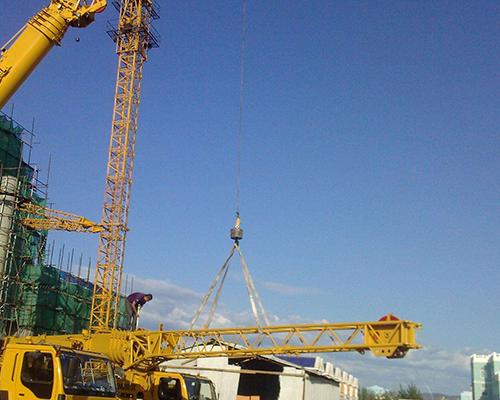设备起重吊装作业